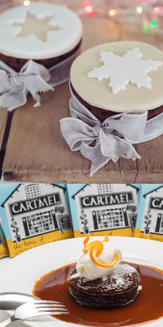 Ginger Bakers & Cartmel Sticky Toffee Pudding